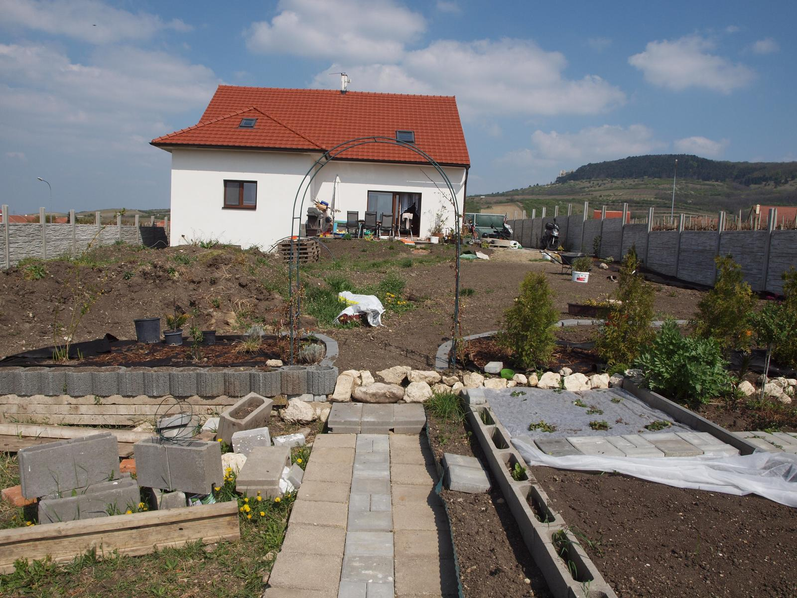 Zahrada - Obrázek č. 60