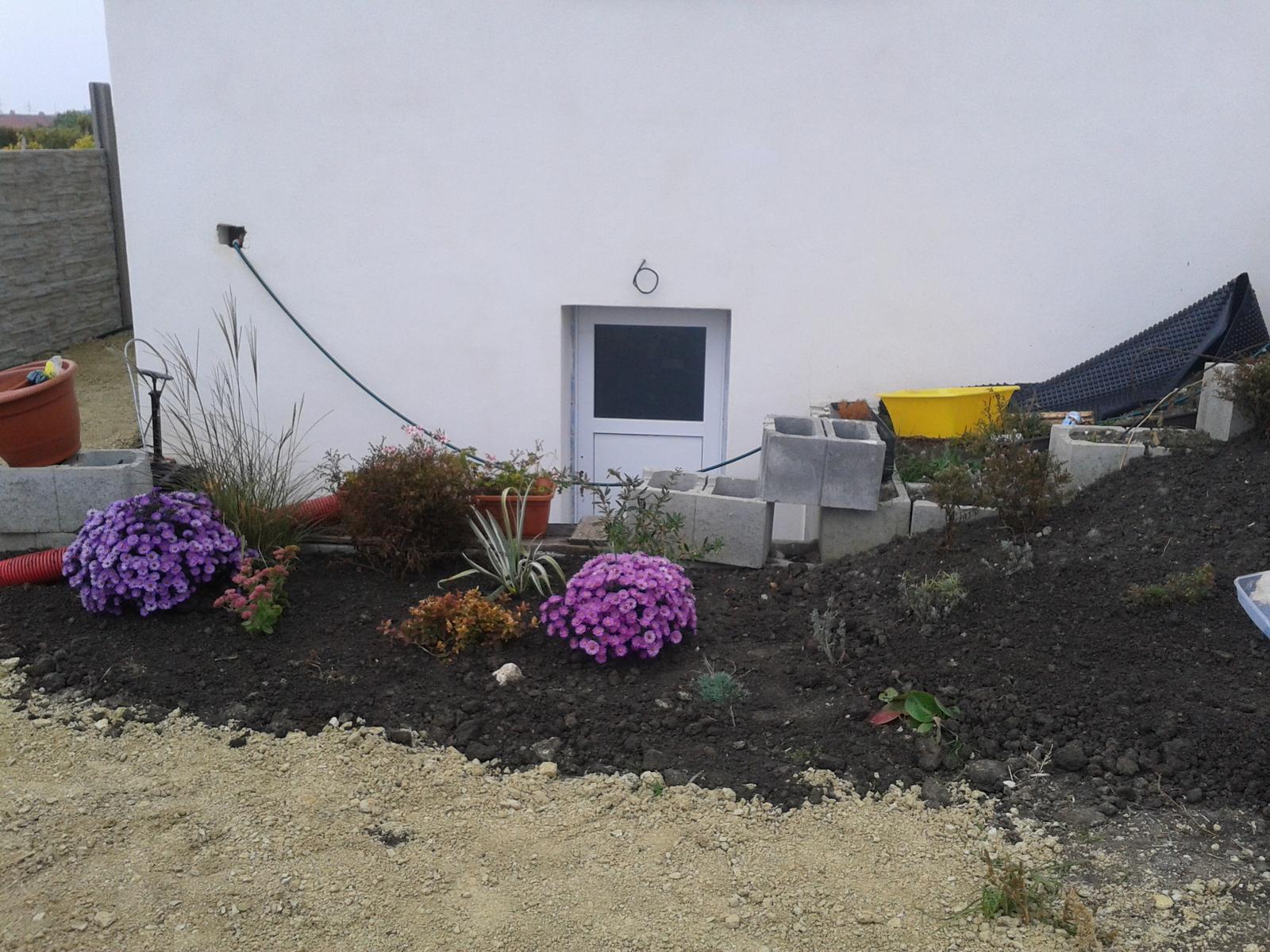 Zahrada - podzim 2013