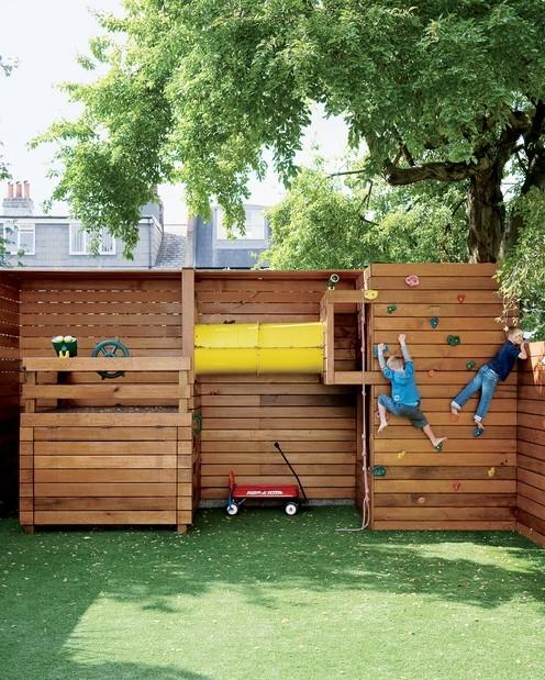 Děti na zahradě, kde si budou hrát? - Obrázek č. 156