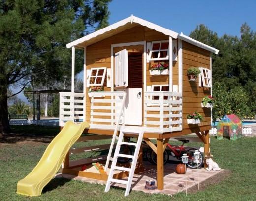 Děti na zahradě, kde si budou hrát? - Obrázek č. 158
