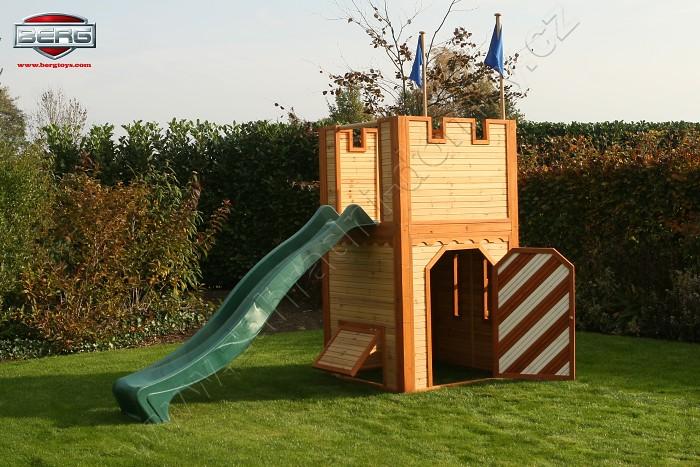 Děti na zahradě, kde si budou hrát? - Obrázek č. 161