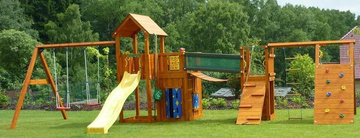 Děti na zahradě, kde si budou hrát? - Obrázek č. 162