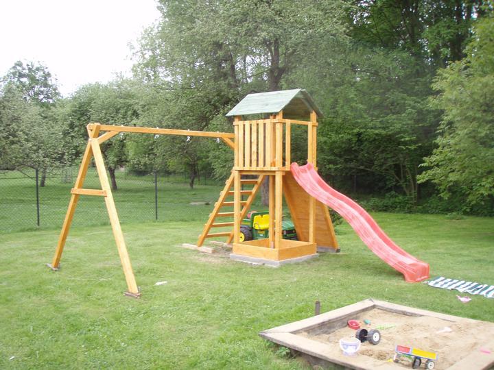 Děti na zahradě, kde si budou hrát? - Obrázek č. 163