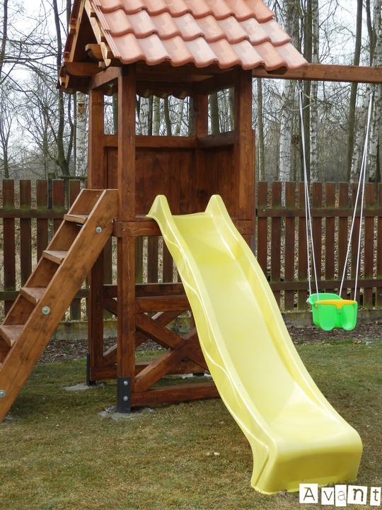 Děti na zahradě, kde si budou hrát? - Obrázek č. 165