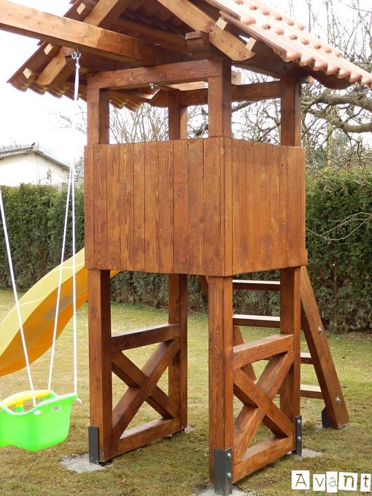 Děti na zahradě, kde si budou hrát? - Obrázek č. 166