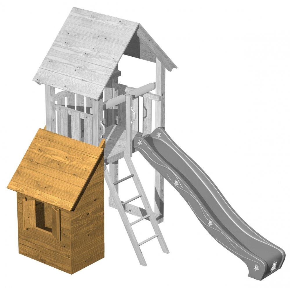 Děti na zahradě, kde si budou hrát? - Obrázek č. 167