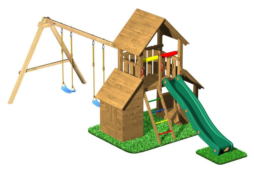 Děti na zahradě, kde si budou hrát? - Obrázek č. 171