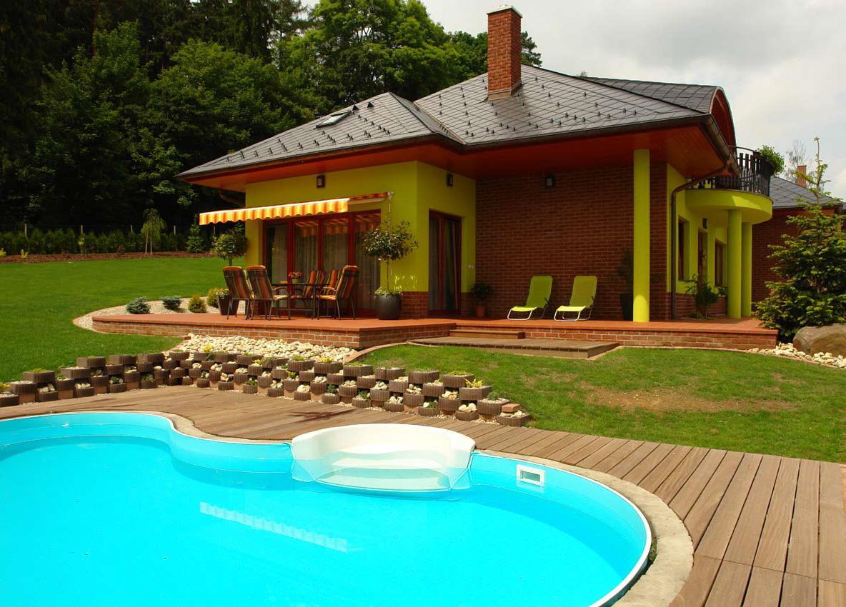 Bazén na zahradě - Obrázek č. 2