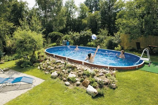 Bazén na zahradě - Obrázek č. 3