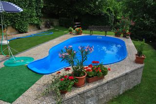 Bazén na zahradě - Obrázek č. 5