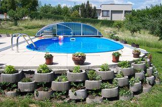Bazén na zahradě - Obrázek č. 9