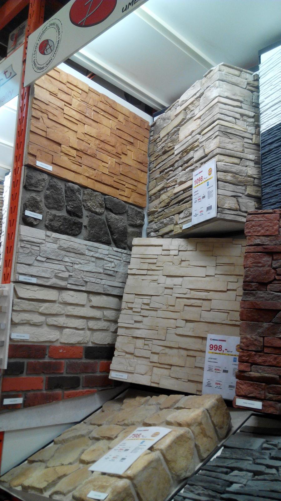 Kámen na fasádu a do obýváku - inspirace - Obrázek č. 74