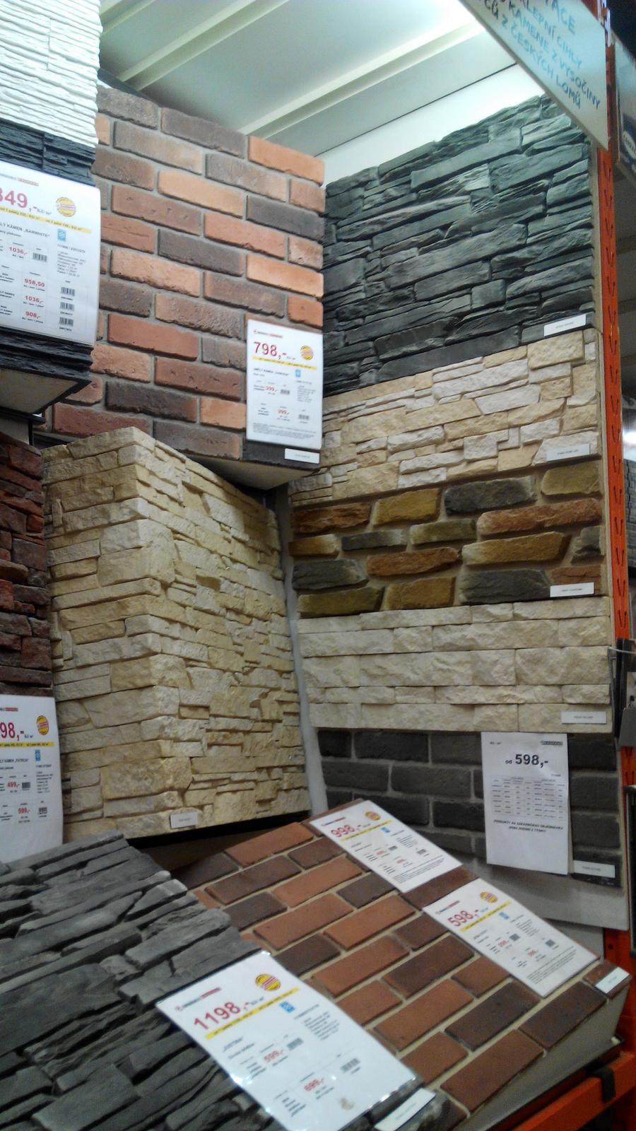 Kámen na fasádu a do obýváku - inspirace - Obrázek č. 75