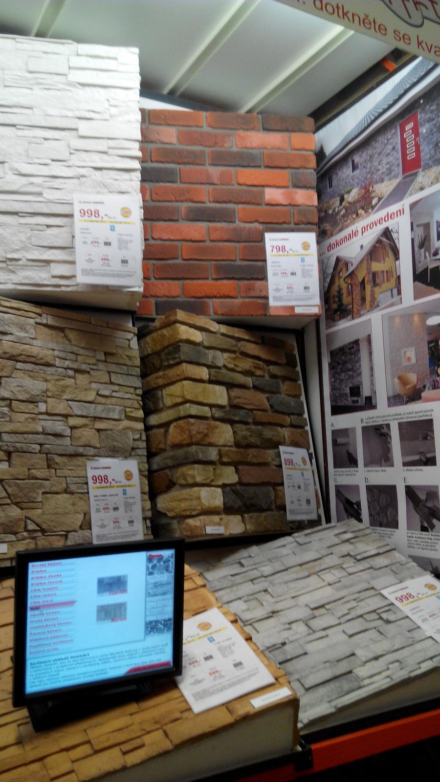 Kámen na fasádu a do obýváku - inspirace - Obrázek č. 78