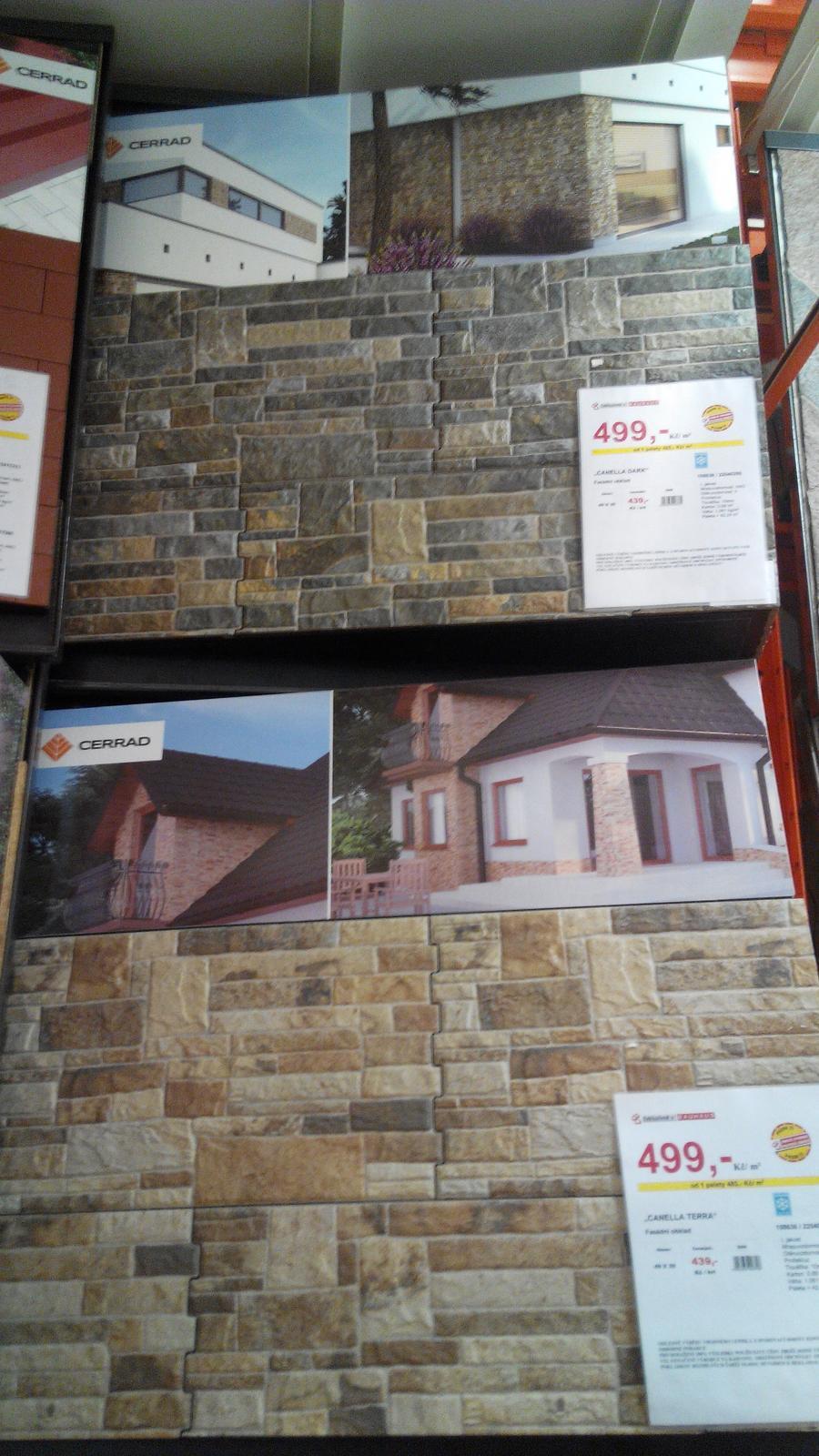 Kámen na fasádu a do obýváku - inspirace - Obrázek č. 84