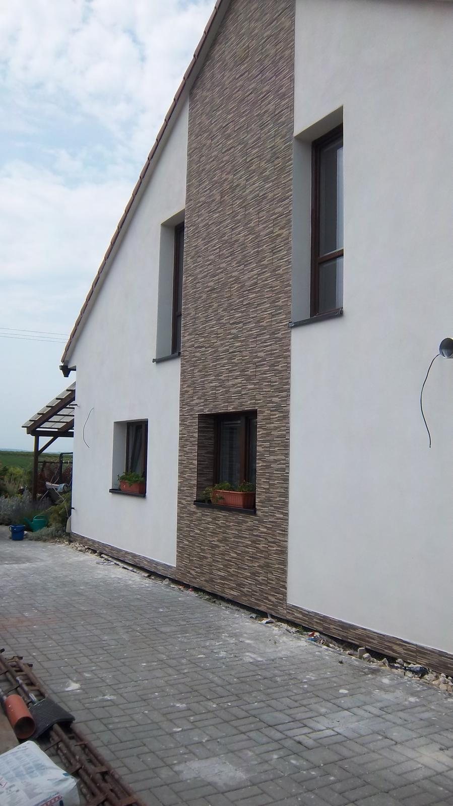 Kámen na fasádu a do obýváku - inspirace - Obrázek č. 98