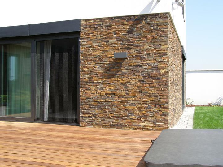 Kámen na fasádu a do obýváku - inspirace - Obrázek č. 148