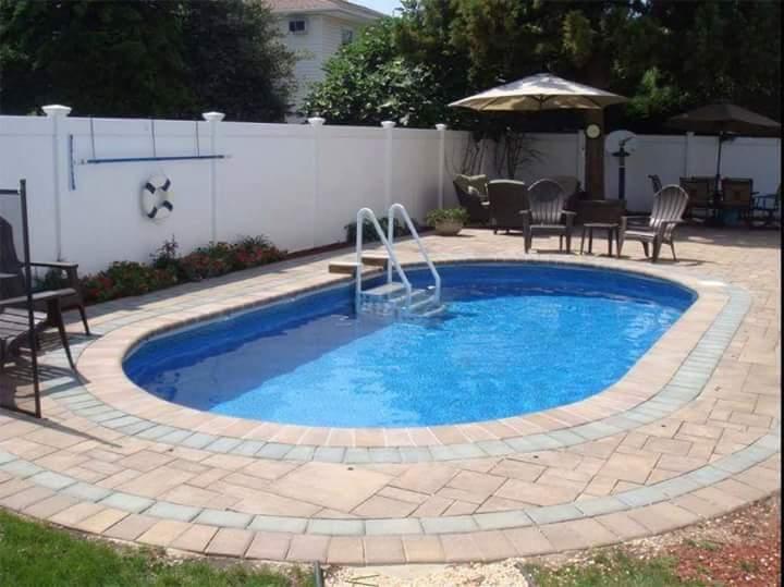 Bazén na zahradě - Obrázek č. 33