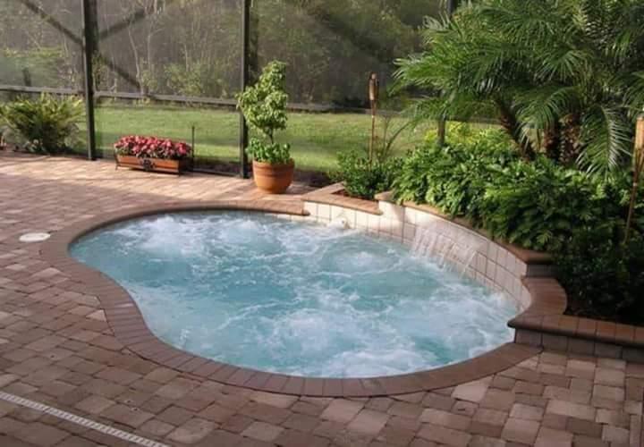 Bazén na zahradě - Obrázek č. 34