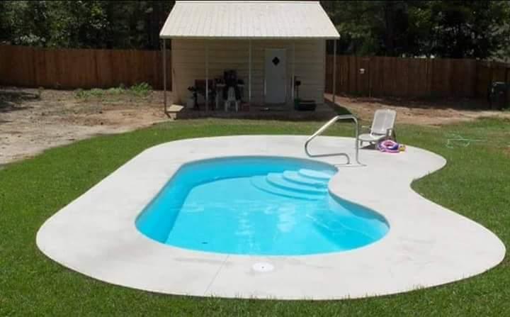 Bazén na zahradě - Obrázek č. 35