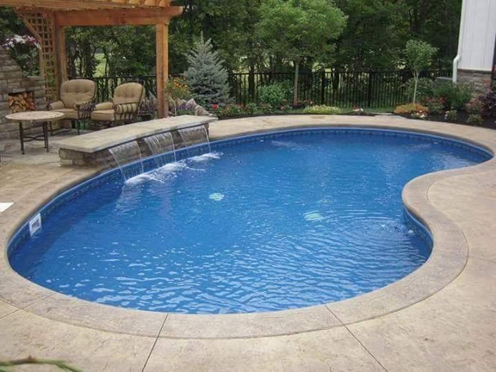 Bazén na zahradě - Obrázek č. 36