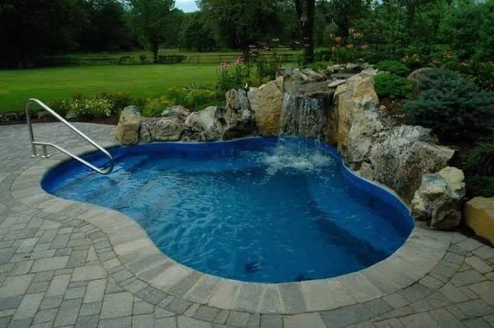 Bazén na zahradě - Obrázek č. 38