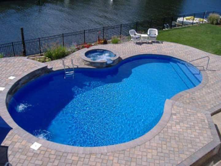 Bazén na zahradě - Obrázek č. 40