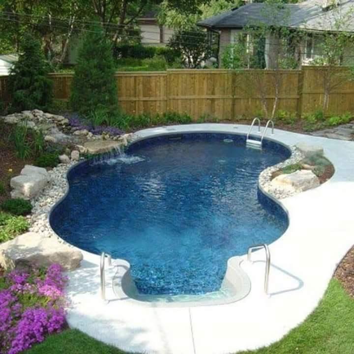 Bazén na zahradě - Obrázek č. 44