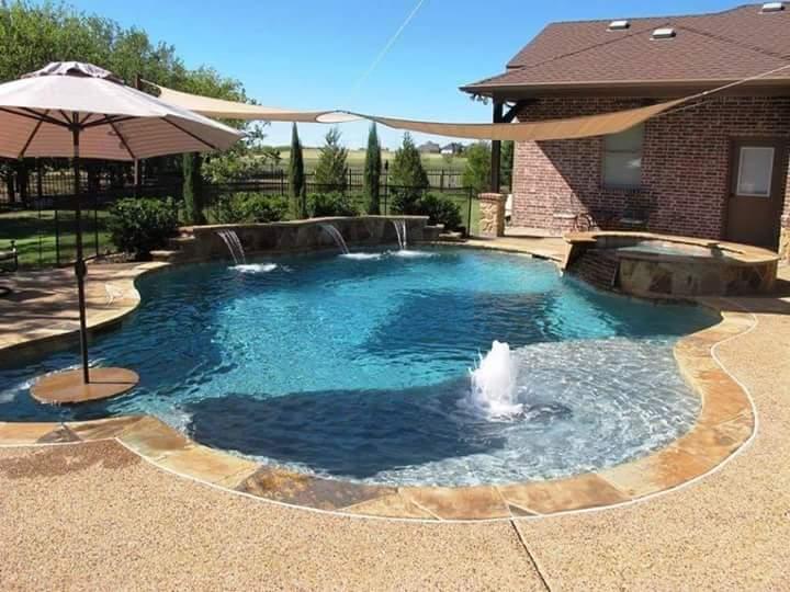 Bazén na zahradě - Obrázek č. 45