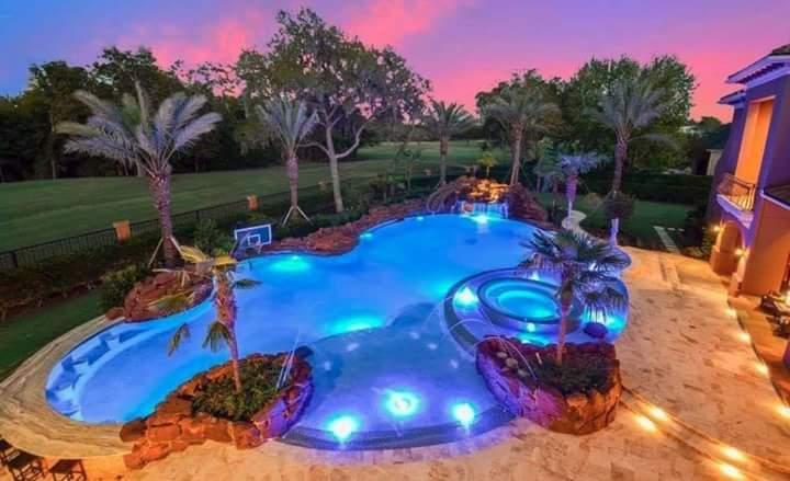 Bazén na zahradě - Obrázek č. 46