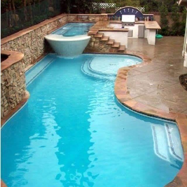 Bazén na zahradě - Obrázek č. 50