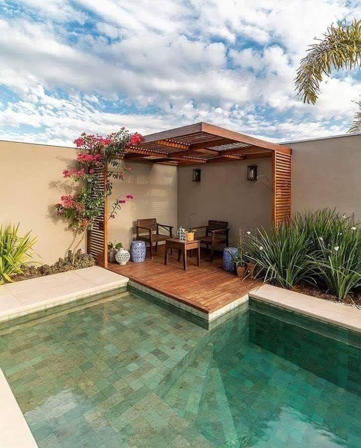 Bazén na zahradě - Obrázek č. 51