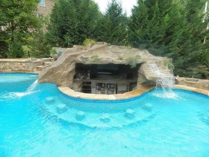 Bazén na zahradě - Obrázek č. 53