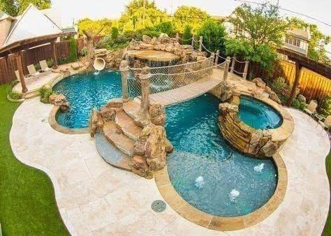 Bazén na zahradě - Obrázek č. 54