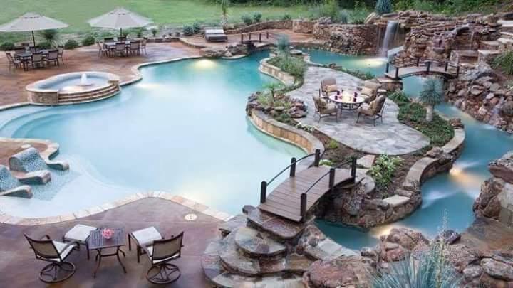 Bazén na zahradě - Obrázek č. 59