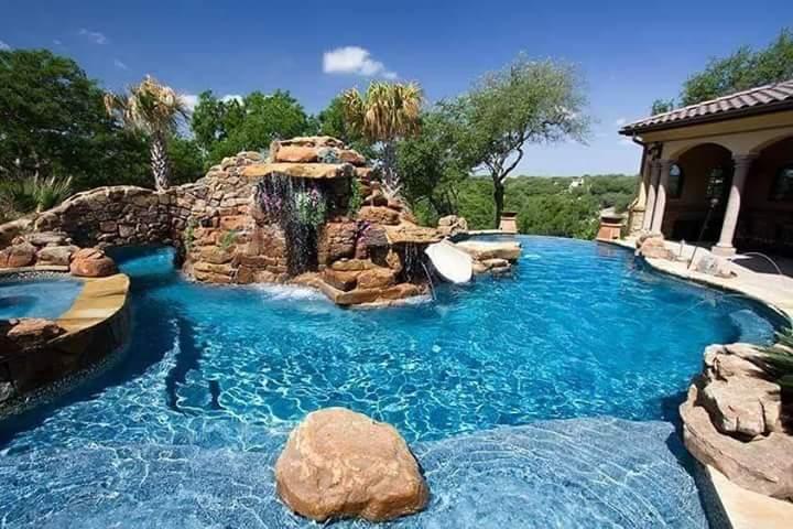 Bazén na zahradě - Obrázek č. 60