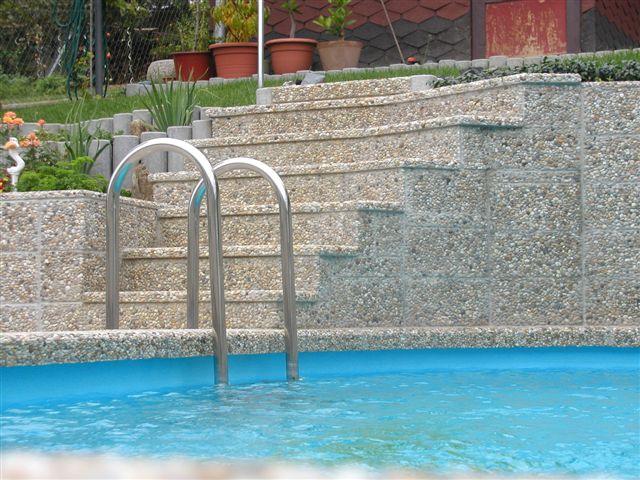 Bazén na zahradě - Obrázek č. 61