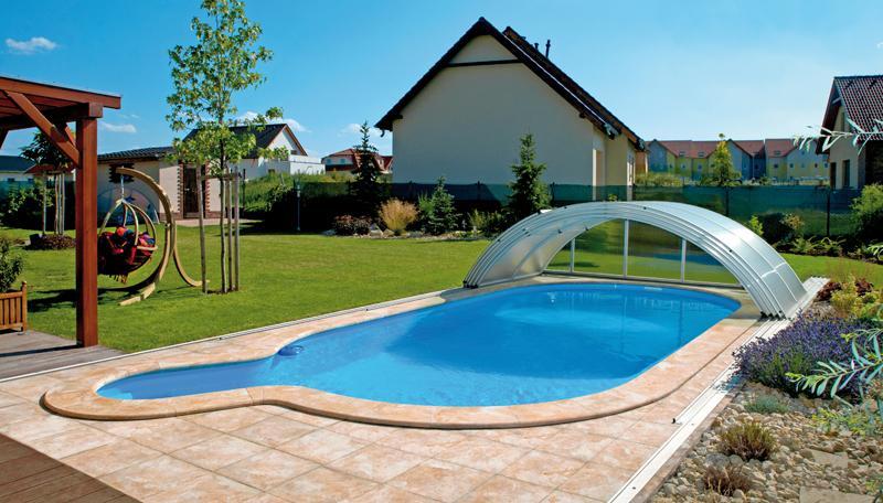 Bazén na zahradě - Obrázek č. 64