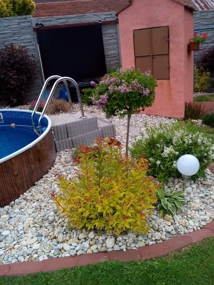 Bazén na zahradě - Obrázek č. 74