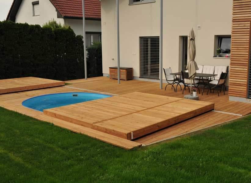 Bazén na zahradě - Obrázek č. 75