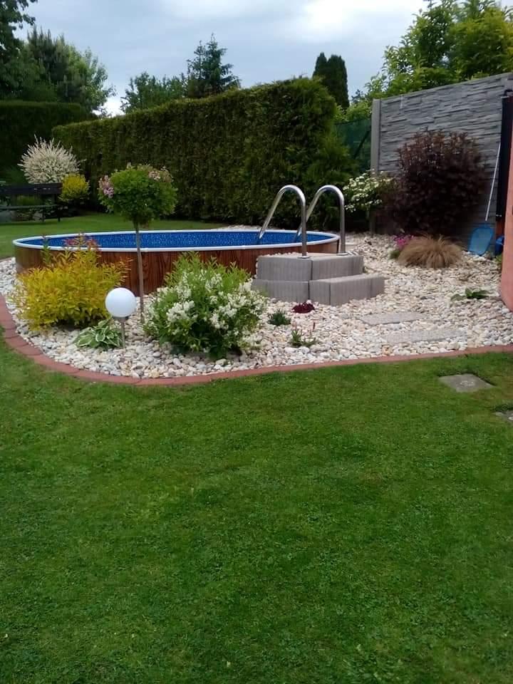 Bazén na zahradě - Obrázek č. 79