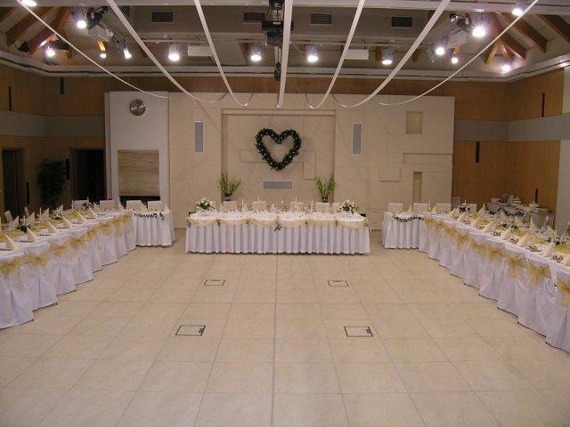 Moje inšpirácie- alebo čo by som chcela - takto si predstavujem rozmiestnenie stolov
