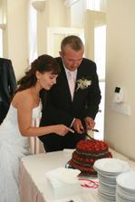 dort byl báječný,jen jsme ho nemohli rozkrojit