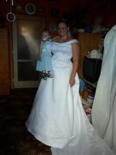 já s náší dcerkou