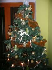 a máme stromček