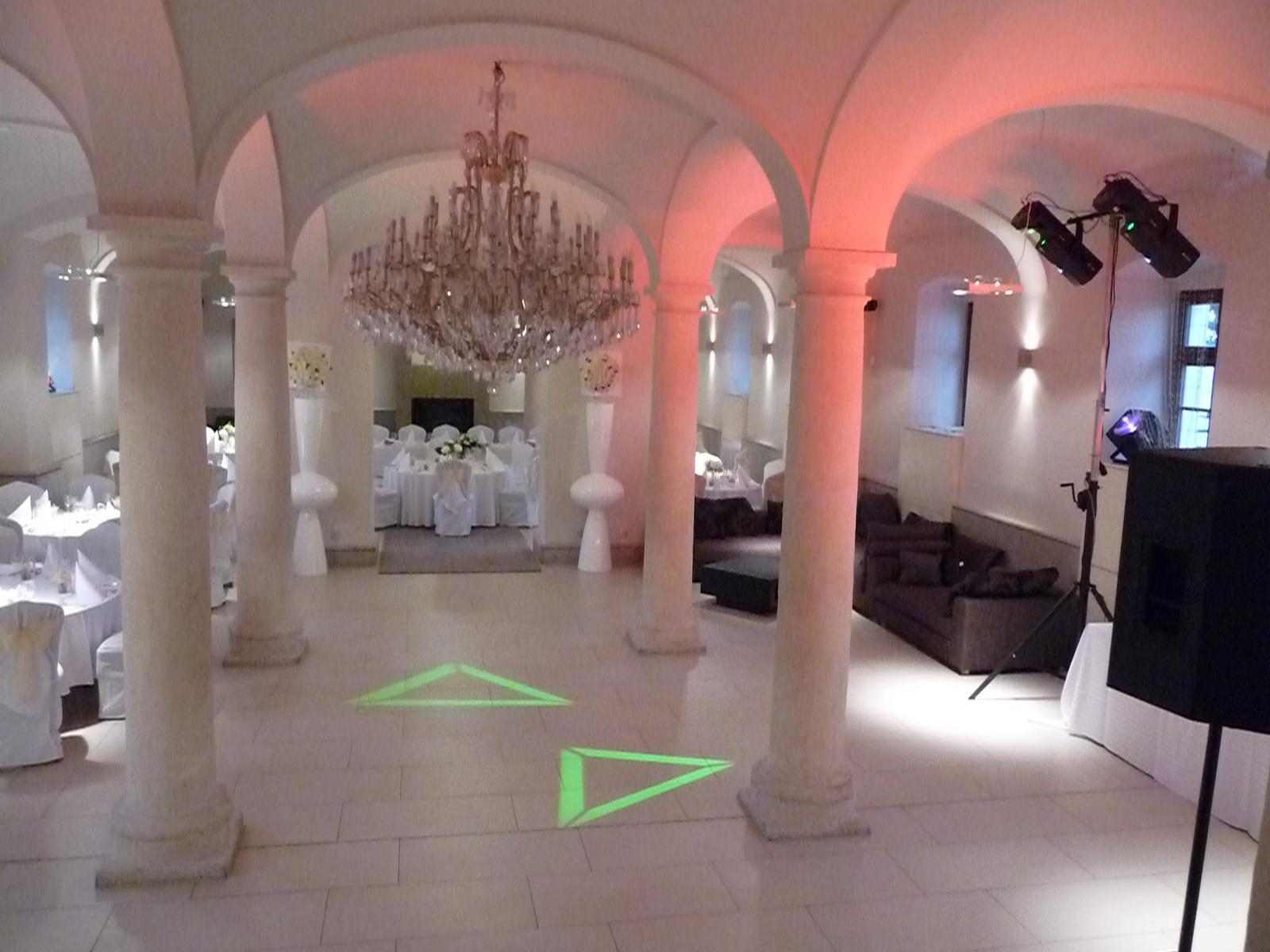 DJ  BENNY - osvetlenie - Obrázok č. 3