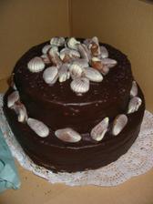 náš výborný dortík