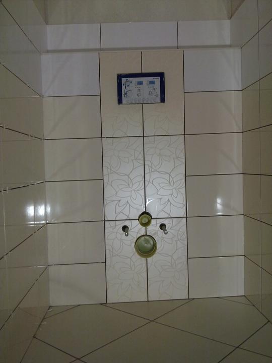 Kupelna - samostate wc este nevysparovane