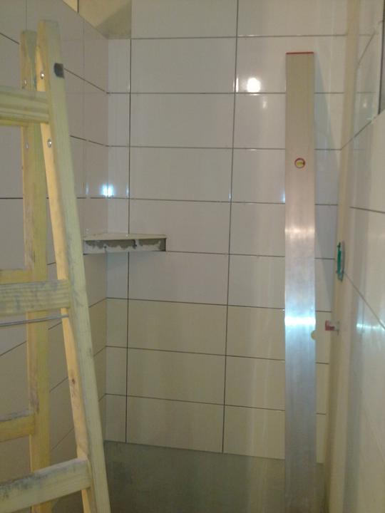 Kupelna - sprcha :)