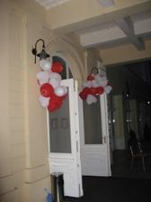 a baloniky rano po svadbe..